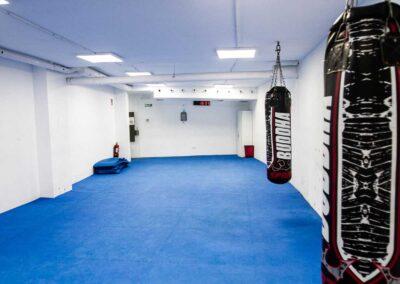 tatami boxeo gimnasio sparta