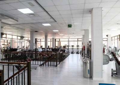 instalaciones generales gimnasio