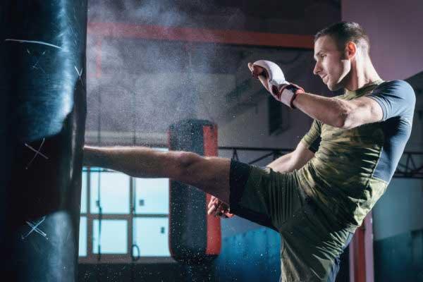 kick boxing gimnasio sparta
