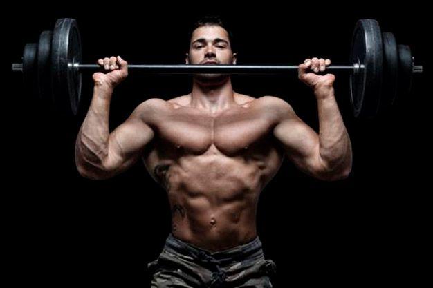 Ejercicios para entrenar hombro