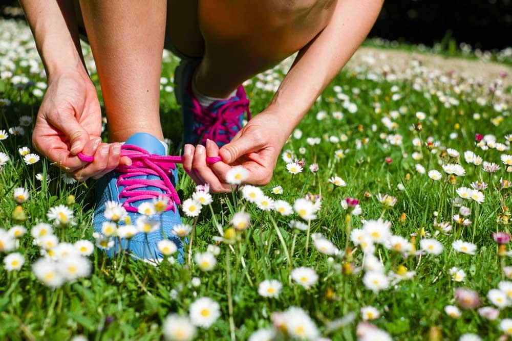 Consejos para entrenar en primavera
