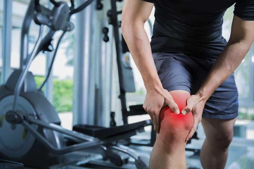 Lesiones comunes en el gimnasio